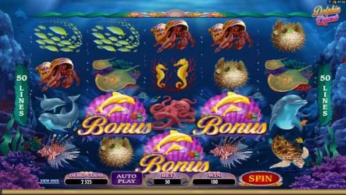 Dolphin Quest review on Big Bonus Slots