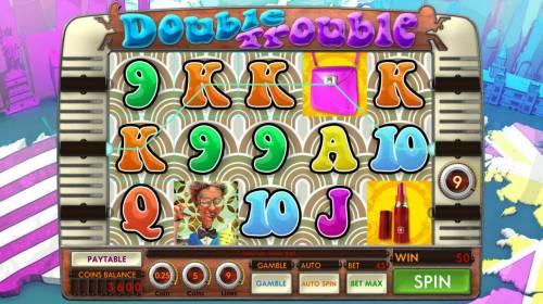 Double Trouble review on Big Bonus Slots