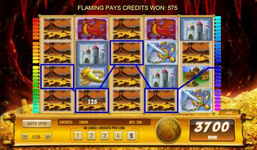 Draco's Fire review on Big Bonus Slots