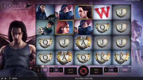 Dracula review on Big Bonus Slots