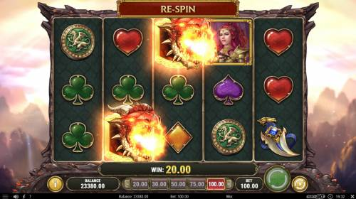 Dragon Maiden review on Big Bonus Slots