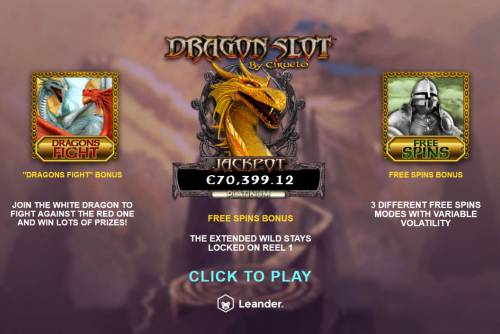 Dragon Slot Jackpot review on Big Bonus Slots