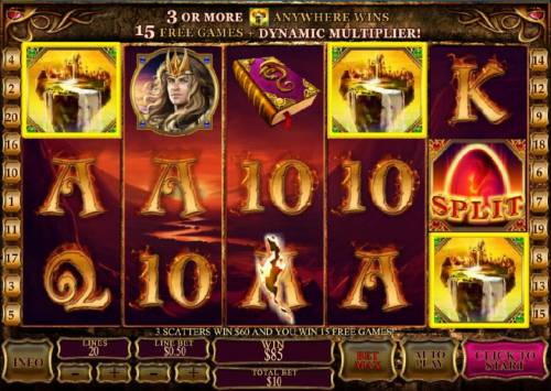 Dragon Kingdom review on Big Bonus Slots