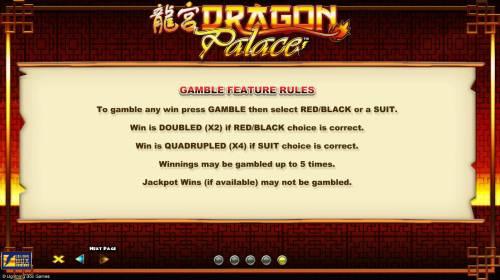 Dragon Palace review on Big Bonus Slots