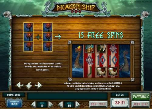 Dragon Ship review on Big Bonus Slots