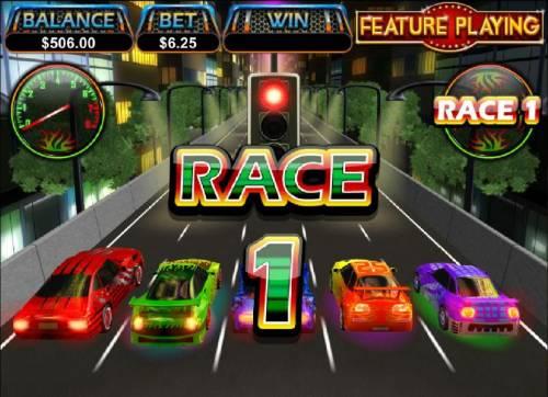 Dream Run Big Bonus Slots bonus race one is about to begin