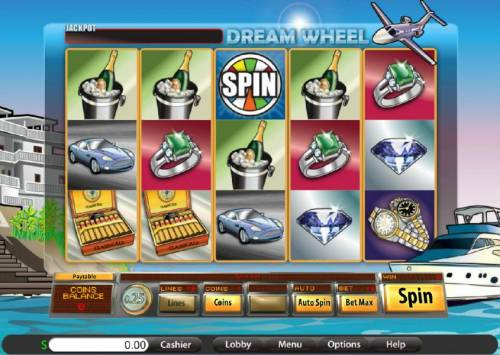 Dream Wheel review on Big Bonus Slots