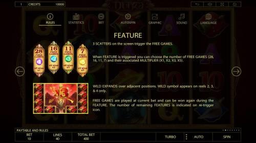 Durga review on Big Bonus Slots
