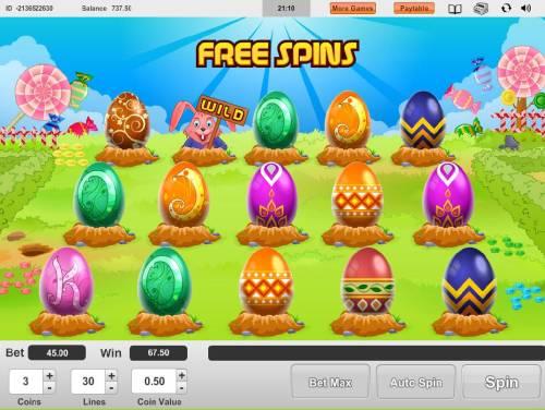 Easter Bunny review on Big Bonus Slots