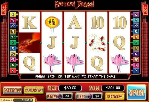 Eastern Dragon review on Big Bonus Slots