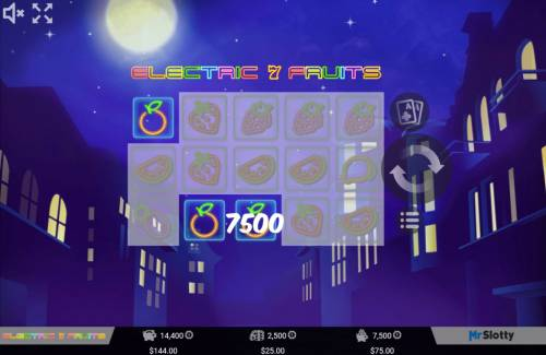 Electric 7 Fruits review on Big Bonus Slots