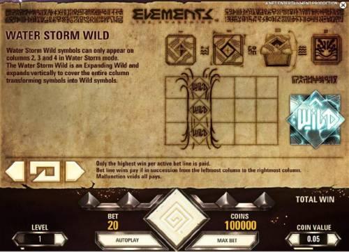 Elements The Awakening review on Big Bonus Slots