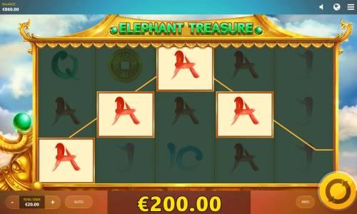 Elephant Treasure Big Bonus Slots Multiple winning paylines