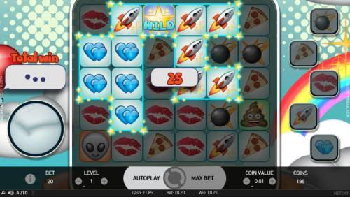 Emoji Planet review on Big Bonus Slots