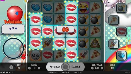 Emoji Planet review on Big Bonus Slots