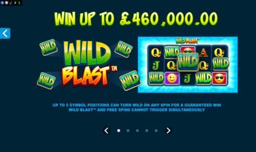 Emoticoins Big Bonus Slots Wild Blast Rules