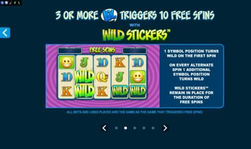 Emoticoins Big Bonus Slots Free Spins Rules