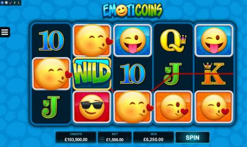 Emoticoins review on Big Bonus Slots