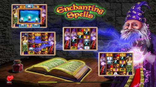 Enchanting Spells review on Big Bonus Slots