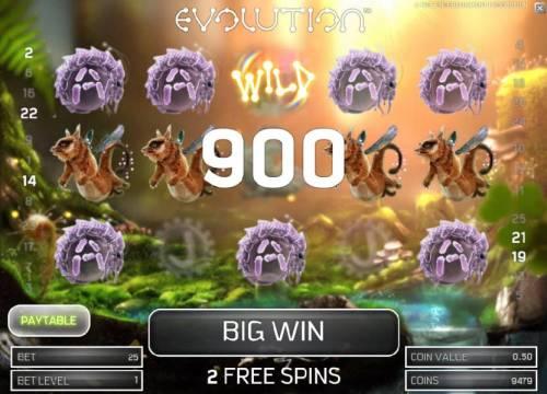 Evolution review on Big Bonus Slots