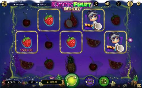 Exotic Fruit Deluxe review on Big Bonus Slots