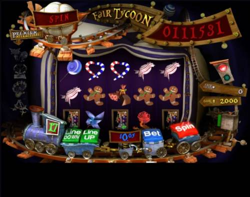 Fair Tycoon review on Big Bonus Slots