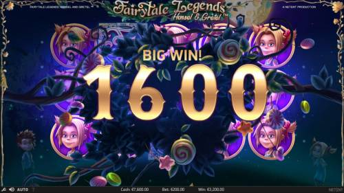 Fairytale Legends Hansel & Gretel review on Big Bonus Slots