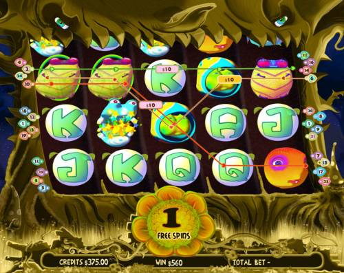 Forest Fairies review on Big Bonus Slots