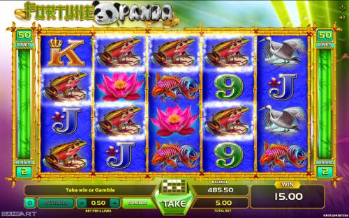 Fortune Panda review on Big Bonus Slots