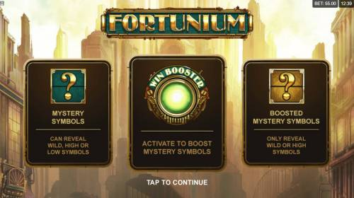 Fortunium review on Big Bonus Slots