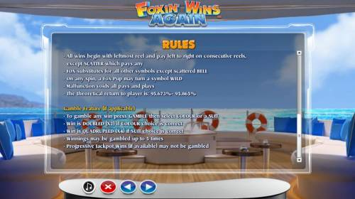 Foxin' Wins Again review on Big Bonus Slots