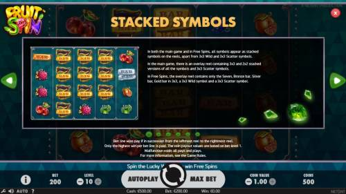 Fruit Spin review on Big Bonus Slots