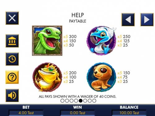 Galapagos Islands review on Big Bonus Slots