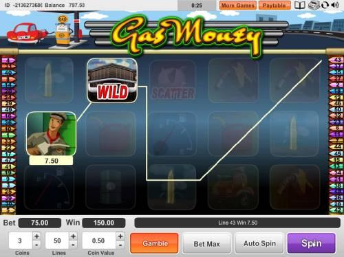 Gas Money review on Big Bonus Slots