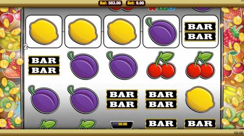 Get Fruity Big Bonus Slots Multiple winning paylines