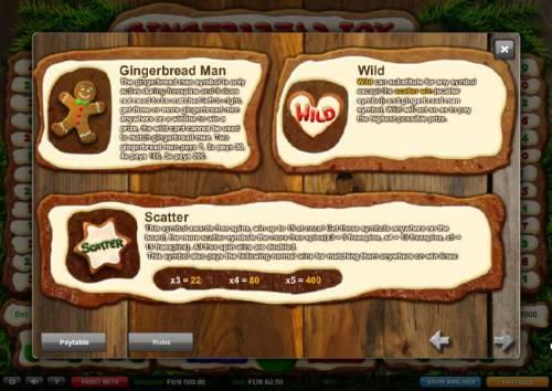 Gingerbread Joy review on Big Bonus Slots