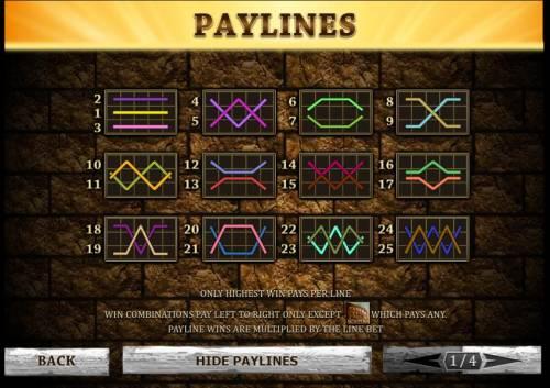 Gladiator review on Big Bonus Slots