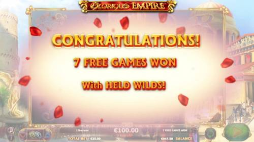 Glorious Empire review on Big Bonus Slots