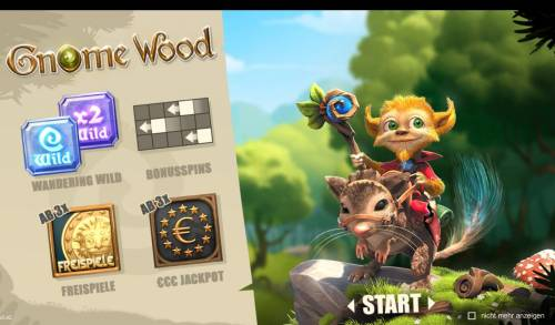 Gnome Wood review on Big Bonus Slots