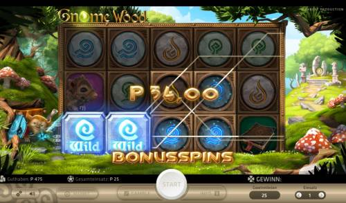 Gnome Wood Big Bonus Slots Landing a wild symbol anywhere on the reels will activate the Bonuspin feature