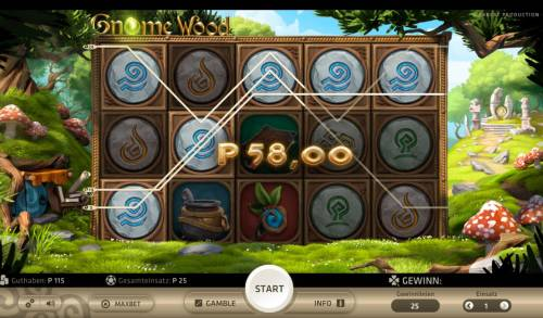 Gnome Wood Big Bonus Slots Multiple winning paylines