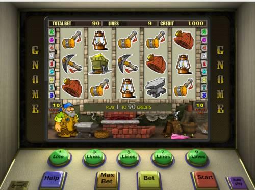 Gnome review on Big Bonus Slots