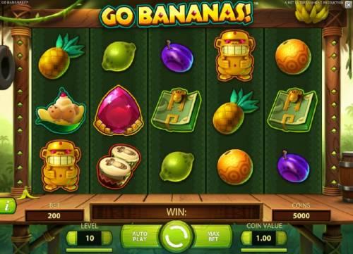 Go Bananas review on Big Bonus Slots