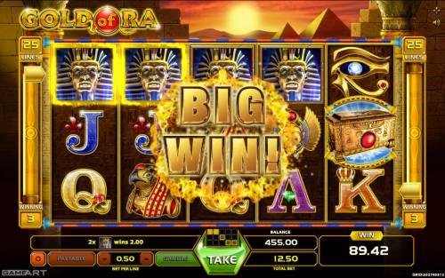 Gold of Ra review on Big Bonus Slots