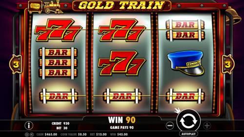 Gold Train review on Big Bonus Slots