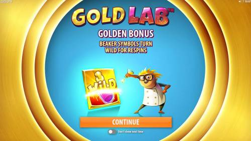 Gold Lab review on Big Bonus Slots