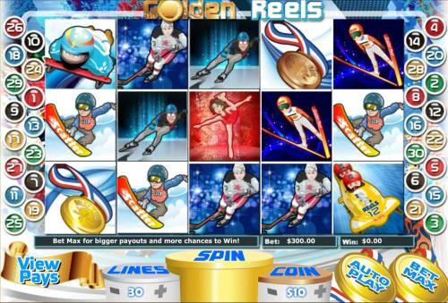 Golden Reels review on Big Bonus Slots