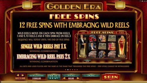 Golden Era review on Big Bonus Slots