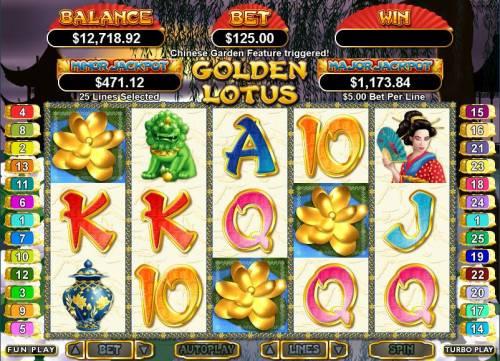 Golden Lotus review on Big Bonus Slots