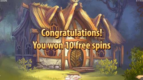 Goldilocks and the Wild Bears Big Bonus Slots 10 Free Spins Awarded